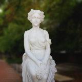 대리석 여성 동상 조각품 T-3494