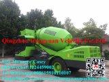 Preiswerter hydraulischer mobiler kleiner selbstladender Betonmischer der Preis-350L