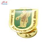 De alta calidad personalizado Insignia de Oro de Matel creativos