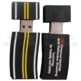 실리콘 레일 모양 USB 섬광 드라이브 (S1A-6131C)