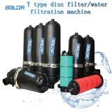 T pulsa el filtro de discos del agua de Bdf050ts/el sistema grande de la filtración de la estructura del volumen pre