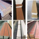 Panneaux de mur en bois extérieurs