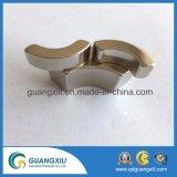 El neodimio Imán de diferente forma de anillo de sinterizado