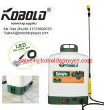 pulvérisateur manuel de batterie de 16L Agricultrure, pulvérisateur électrique