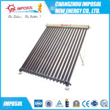 riscaldatore di acqua solare d'acciaio galvanizzato 100L-300L della valvola elettronica