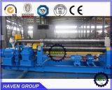W11-20X3000 3 rouleaux de l'acier la plaque de roulement de flexion de la machine de formage
