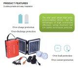Sistemas de energía solar portables del funcionamiento del uso confiable de China para el hogar