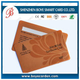 Identification를 위한 플라스틱 Tk4100/T5577/S50/S70 Contactless RFID Card