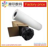 Venta caliente mejor rendimiento, la transferencia de calor por sublimación de papel para la industria textil