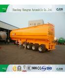 Tanque de combustível de aço-carbono semi reboque