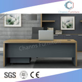 Coffee Table (CAS-MD18A23)를 가진 큰 Size Office Furniture Executive Desk