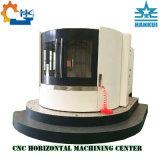 CNC centro de mecanizado horizontal H45 con 700mm de diámetro de giro de la pieza
