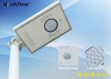 Sensor de movimento 12W Smart Control LED Solar Streetlights
