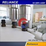 Caixa de todo o enchimento do reservatório de óleo essencial e máquina de nivelamento