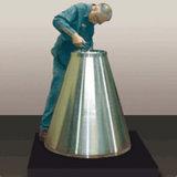 Moliendo, pulido del metal