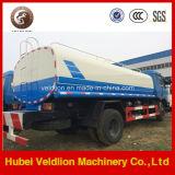Dongfeng 10の000L水タンク車、10m3水スプリンクラーのトラック、ステンレス鋼水トラック