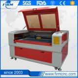Chinesische niedriger Preis-hölzerne Acryl CNC Laser-Stich-Ausschnitt-Maschine