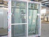 Grosse Schiebetür der Größen-UPVC für Garten-Tür
