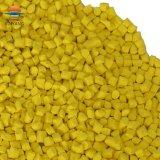Masterbatch de color amarillo de la película