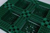 """Cruz de serviço pesado de paletes plásticos de base 40"""" X 48"""" fácil de mover empilháveis"""