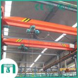 16 Ton Single Girder Overhead Crane까지 수용량