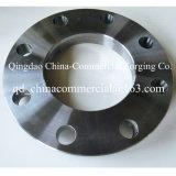 China-Hersteller-Schmieden-Schweißungs-Stutzen-Flansch-Edelstahl-Rohr-Flansche