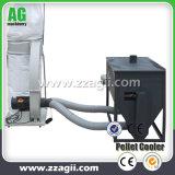 Novo e durável de tipo horizontal do refrigerador de pelotas de Alimentação animal