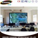 Écran visuel de publicité d'intérieur polychrome de haute résolution de P4mm DEL