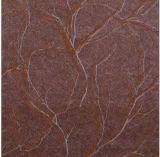 Painel acústico vestido de fibra de poliéster de Eco tela decorativa interior amigável para o painel de parede