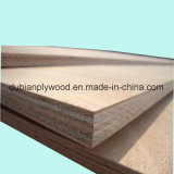 madera contrachapada de la cara de 1220X2440m m Okume para los muebles
