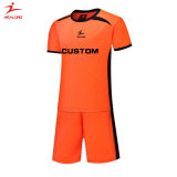 Le soccer Unifroms Healong personnalisé rouge Sportswear Cool SUBLIMATION Maillot de soccer