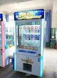 世界市場で普及した金キーのビデオゲーム機械