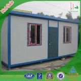 Kleines modernes modulares Fertighaus für Familien-Leben