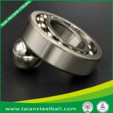 AISI52100 G100 6mm Softball salientar a esfera de aço cromado de moagem