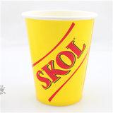 Einzelner Wand-Kaffee-Papiercup
