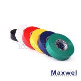UL RoHS Cinta aislante de PVC adhesivo de caucho