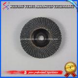 Abrasivos de alta eficiencia de discos de molienda de los discos de la trampilla de óxido de aluminio