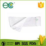 Biodégradable imprimé personnalisé T-Shirt sacs en plastique pour le shopping
