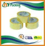 Karton-Dichtung Using gelbliches Verpackungs-Band der Farben-BOPP