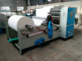 Papier de soie de soie complètement automatique d'essuie-main de main d'usine faisant la machine