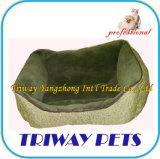Círculo de Conforto Cão de peles de gato Cama Pet (WY1204064A/C)