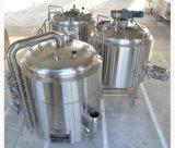 Fabricação de cerveja de cerveja do equipamento da cervejaria da cerveja de 7 tambores grande micro