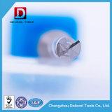 Taladro de torcedura modificado para requisitos particulares del carburo de tungsteno de la alta precisión para la perforación de madera