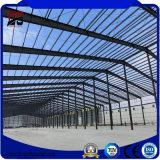 가벼운 새로운 디자인 기중기를 가진 Prefabricated 강철 구조물 건물