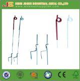 Шаг в электрическим кабелем для должностей категории общего обслуживания для электрической системы ограждения