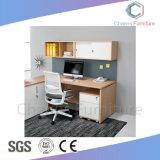Scrittorio del calcolatore laminato mobilia moderna del pannello truciolare con il Governo (CAS-CD1806)