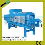 単一の手回し締め機が付いている産業使いきった穀物の排水の機械装置
