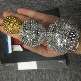 Las bolas de masaje magnético de la Acupuntura puntiagudos Balls 5.6 Cm.