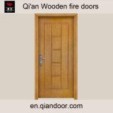 Porte Incendie-Évaluée de bois de construction de Mandshurica de Fraxinus