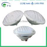 Protección IP68 LED PAR56 18W Bombilla de luz de la piscina bajo el agua